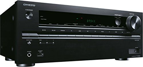 photo Wallpaper of Onkyo-Onkyo TX NR646 (B) 7,2 Kanal Netzwerk AV Receiver (DTS:-schwarz