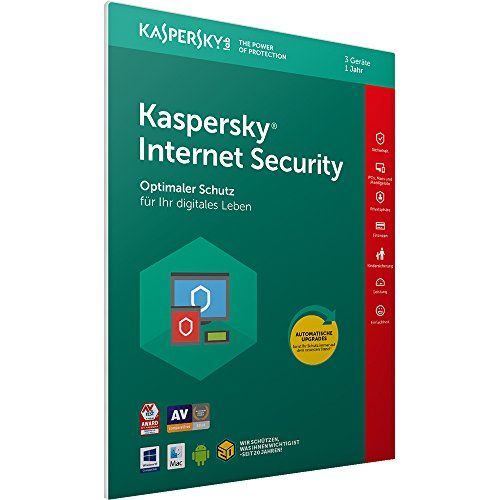 photo Wallpaper of Kaspersky Lab-Kaspersky Internet Security 2018 Standard | 3 Geräte | 1-