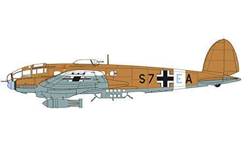 photo Wallpaper of Airfix-Airfix A07007   Modellbausatz Heinkel HE111 H6-