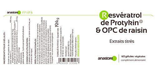 photo Wallpaper of Anastore-Anastore OPC De Uva Y Resveratrol 60 Mg   60-