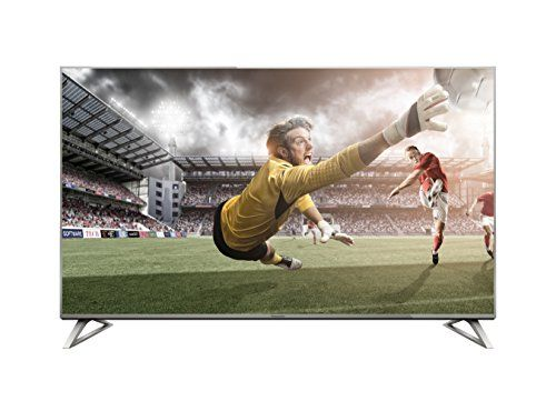 photo Wallpaper of Panasonic-Panasonic TX 50DXW734 Viera 126 Cm (50 Zoll) Fernseher (4K Ultra-Metal Silver