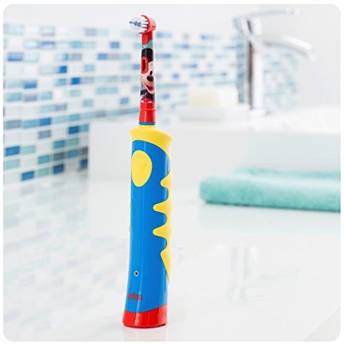 photo Wallpaper of Oral-B-Oral B Stages Power Kids   Cepillo De Dientes Eléctrico-Multicolor