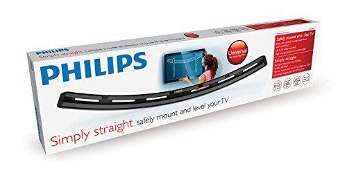 photo Wallpaper of Philips-Philips SQM6325 Universal Wandhalterung Für Philips Flat TVs (bis 101,6-Schwarz