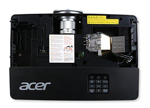 photo Wallpaper of Acer-Acer P1385WB TCO 3D WXGA DLP Projektor (3.200 ANSI Lumen,-Schwarz