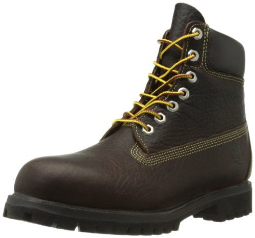 photo Wallpaper of Timberland-Timberland Men's Icon 6 Premium Boot 8.5 Hazel-6765r-brown Leather