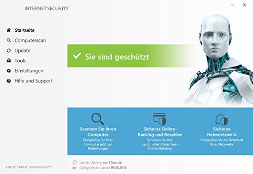 photo Wallpaper of ESET-Eset Multi Device Security 2018 | 5 User | 1 Jahr Virenschutz |-