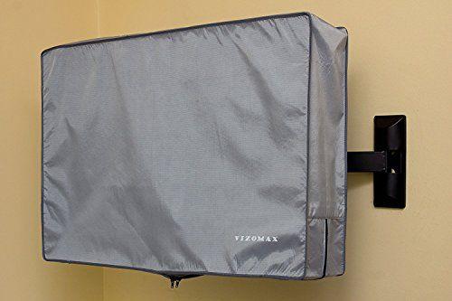 photo Wallpaper of Vizomax-58, 60, 65 Zoll Vizomax TV Abdeckung. Fernseher Abdeckung Für Außen -schwarz