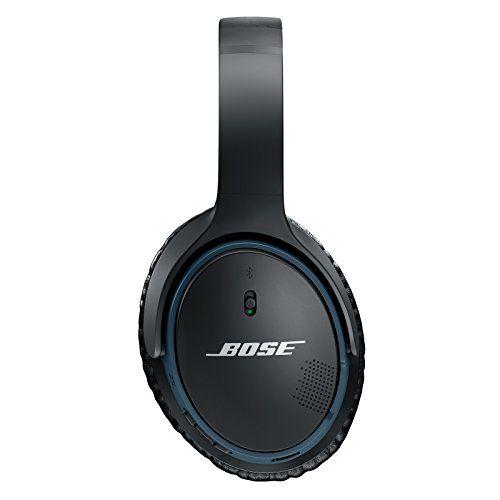 photo Wallpaper of Bose-Bose ® SoundLink Around Ear Kabellose Kopfhörer II Schwarz-schwarz
