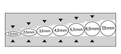 photo Wallpaper of empasa-Universal Fensterdichtung Abdichtung Türdichtung Energiesparen Gummidichtung 6 Meter-Braun