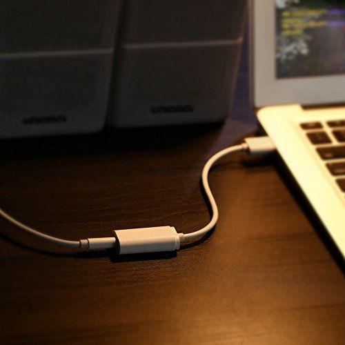 photo Wallpaper of UGREEN-UGREEN Externe USB Soundkarte TRRS Audio Adapter Kabel Mit 3,5mm Klinke Buchse-Weiß