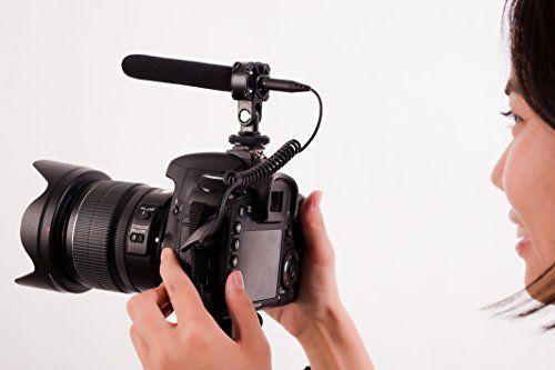 photo Wallpaper of MicW-MicW IShotgun Kit Mit Mini Richtmikrofon Und Umfangreichen Zubehör Für Mobile Geräte-
