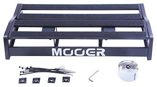 photo Wallpaper of Mooer-Mooer TF 16 Pedal Board-