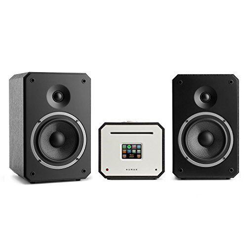 photo Wallpaper of NUMAN-NUMAN Unison Octavox 702 MKII Edition • Stereoanlage • Verstärker • Lautsprecher •-schwarz - mit Lautsprechern