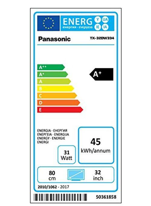 photo Wallpaper of Panasonic-Panasonic TX 32DW334 VIERA 80 Cm (32 Zoll) LCD Fernseher-Schwarz