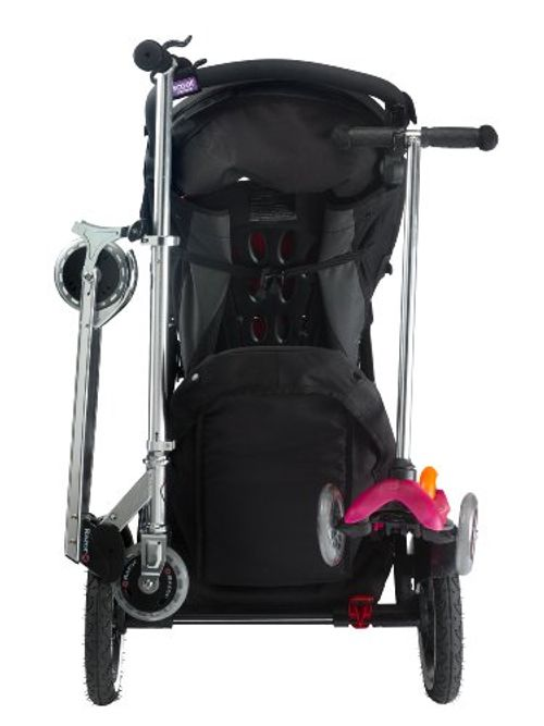 photo Wallpaper of Scoot-Scoot   The Ultimate Buggy Hook, Gancho De Transporte De Patinetes Para-negro