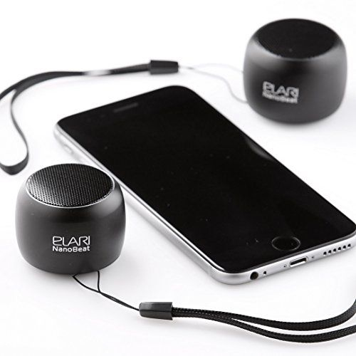 photo Wallpaper of ELARI-Elari NanoBeat , Bluetooth Mini Lautsprecher: Mini, Wireless, Portable Lautsprecher-Schwarz