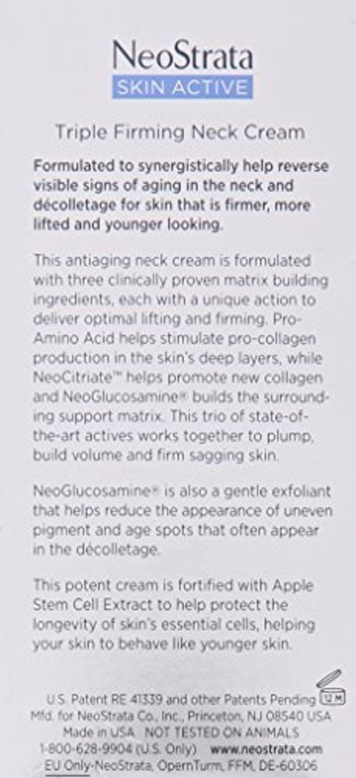 photo Wallpaper of NeoStrata-Neostrata Skin Active Triple Firming Neck Cream 80ml-