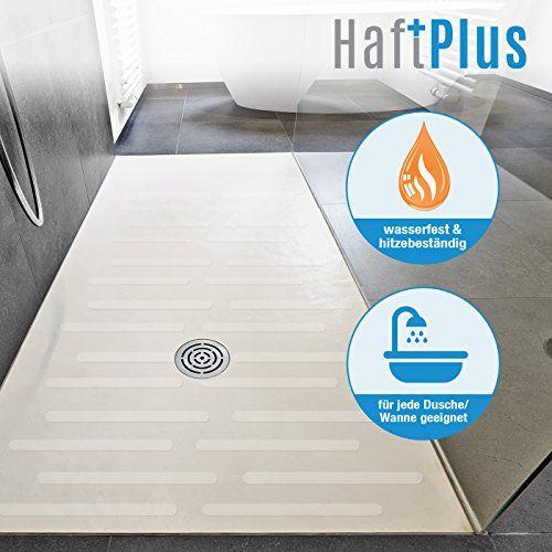 photo Wallpaper of Haftplus-Haftplus Antirutsch Streifen 12 Stück Anti Rutsch Streifen Für Dusche Transparent Anti Rutsch-