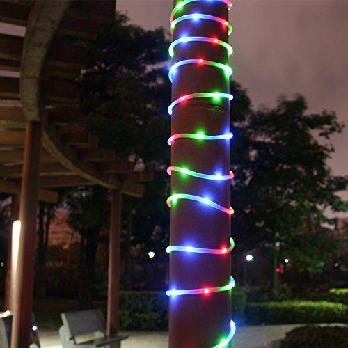 photo Wallpaper of MEIKEE-MEIKEE 120 LED Lichterschlauch 12M RGB 8 Modi Mit Memory Funktion-