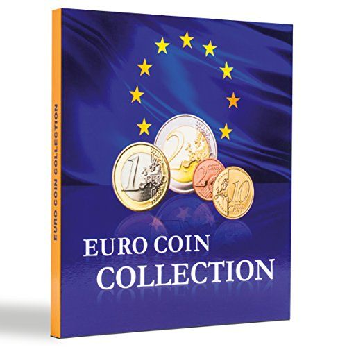 photo Wallpaper of Leuchtturm-LEUCHTTURM 346511 Münzenalbum PRESSO Euro Coin Collection Münzalbum Für 26 Euro -