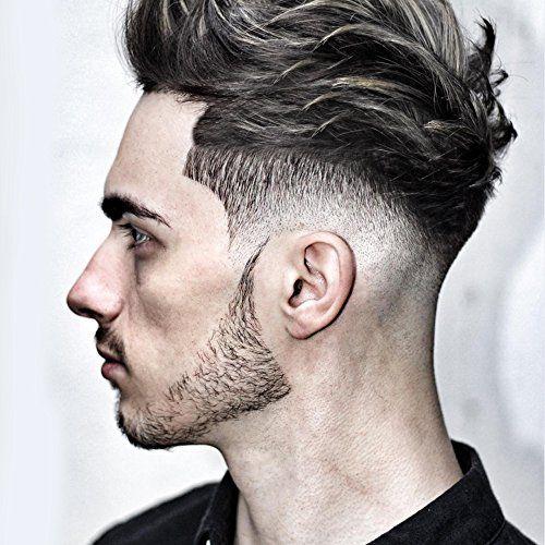 photo Wallpaper of MYCARBON-MYCARBON Bart Schablone Bartpflege Bartschablone Bartformen Für Kinnbart Koteletten Hals|Mit Bartkamm Für Vollbart-
