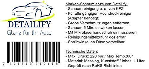 photo Wallpaper of Detailify-Schaumlanze Mit Aufsatz Für Kärcher K Serie   Schaumkanone -