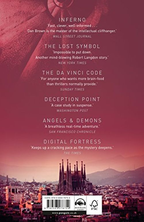 photo Wallpaper of -Origin: (Robert Langdon Book 5)-