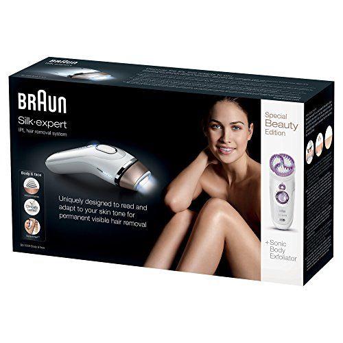photo Wallpaper of Braun-Braun Silk Expert IPL BD 5009   Depiladora De Luz Pulsada Para-