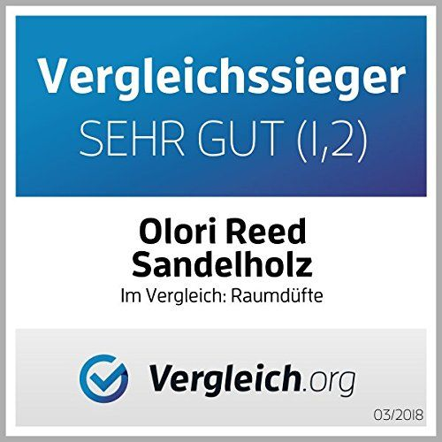 photo Wallpaper of Olori-OLORI Reed Raumduft   Sandelholz   200 Ml  -mehrfarbig