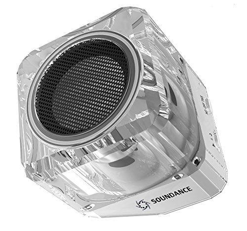 photo Wallpaper of Soundance-Soundance® Bluetooth Lautsprecher Mit Bluetooth 4.1 TWS (Echte Drahtlose Stereo),EDR (Erhöhte Datenrate) Und-Weiß