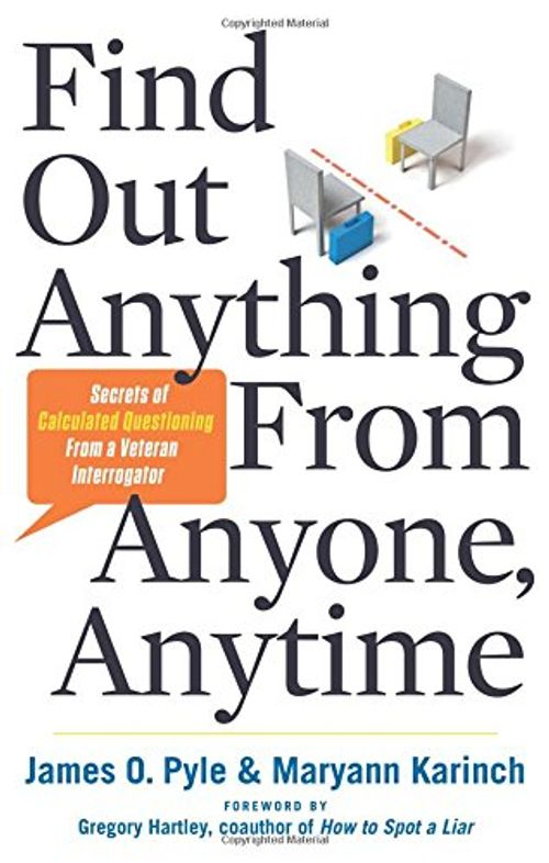 photo Wallpaper of -Find Out Anything From Anyone, Anytime: Secrets Of Calculated Questioning-