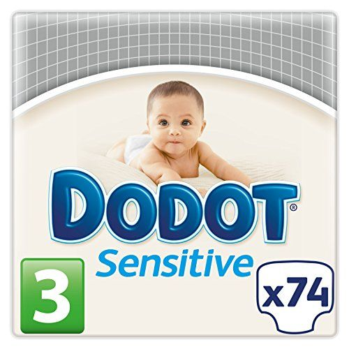 photo Wallpaper of DODOT-Dodot Sensitive   Pañales Para Bebés, Talla 3 (5-