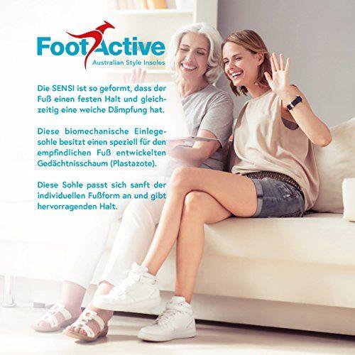 photo Wallpaper of FootActive-FootActive Sensi   Einlegesohlen Für Empfindliche Füße   Eine Wohltat Für Fersen-Beige