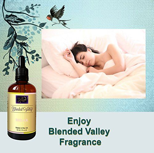 photo Wallpaper of Blended Valley-Blended Valley Aceite Relajante   Aceites Esenciales Incienso, Lavanda, Ylang-gold