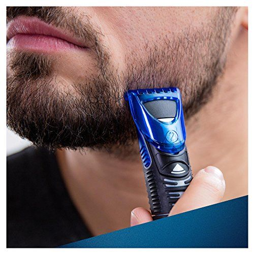 photo Wallpaper of Gillette-Gillette Fusion Styler  Pack De Regalo Para Hombre, Gel De Afeitado-