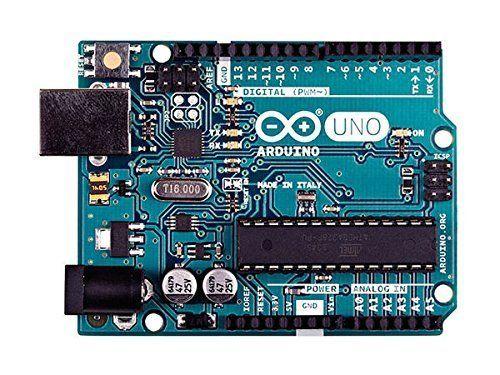 photo Wallpaper of Arduino-Arduino Uno Rev.3 Mikrocontroller Board-grün