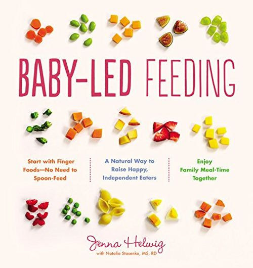 photo Wallpaper of -Baby Led Feeding: A Natural Way To Raise Happy, Independent-