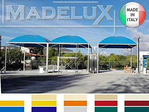 photo Wallpaper of -Pavillon Abdeckung 3x3m GOLD PVC 650g RESISTANT 100Km/h Dach Überdachung-