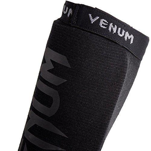 photo Wallpaper of Venum-Venum Kontact Schienbeinschutz, Black, One Size-Black
