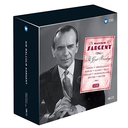 photo Wallpaper of WARNER CLASSICS-Icon:Sir Malcolm Sargent-