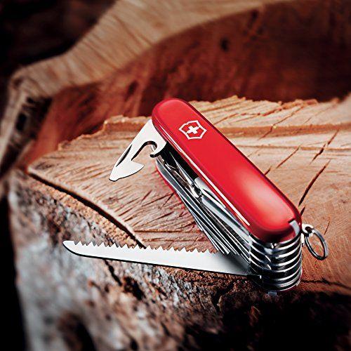 photo Wallpaper of Victorinox-Victorinox Taschenmesser, Swiss Champ Taschenwerkzeug-Rot