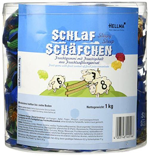 photo Wallpaper of Hellma-Hellma Schlaf Schäfchen 100Stk, 1er Pack (1 X 1000 G)-