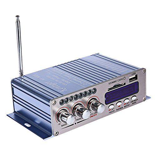 photo Wallpaper of Kentiger-Kentiger HY   502 Mini 2CH Bluetooth HiFi Stereo Audio Ausgang Endstufe Mit-