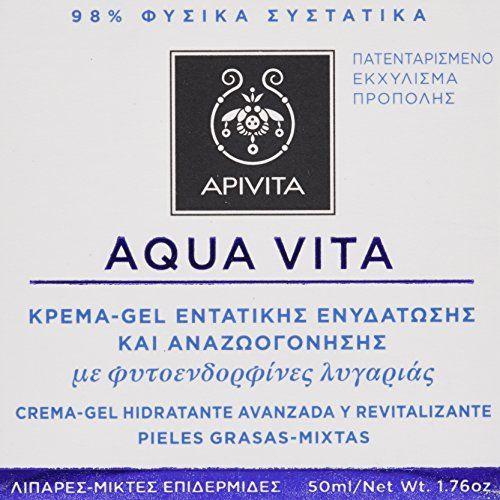 photo Wallpaper of Apivita-Apivita   Crema Gel Avanzada Hidratante Con Agnocasto & Propóleo Aqua-