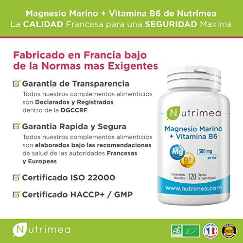 photo Wallpaper of Nutrimea-MAGNESIO MARINO Y VITAMINA B6   ADIOS AL CANSANCIO-