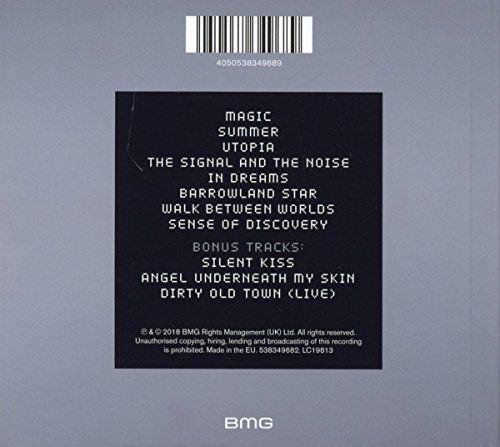 photo Wallpaper of BMG RIGHTS MANAGEMEN-Walk Between Worlds-