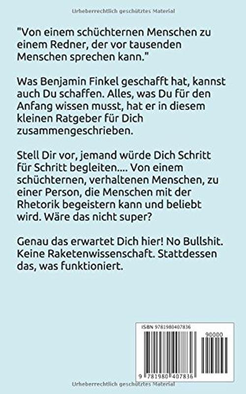 photo Wallpaper of -Rhetorik: Wie Du Deine Rhetorik Verbesserst Und Mit Der Macht Der Sprache-