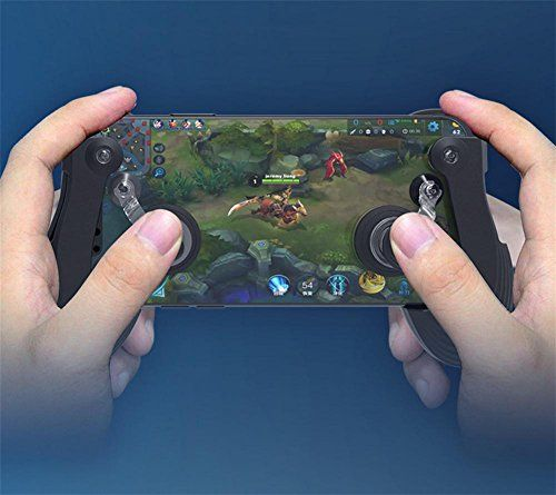 photo Wallpaper of QHB-QHB Mobile Game Controller, Teleskopische Wireless Game Controllers (F¨¹r Android Phone/Tablet/TV Box/Samsung Gear-