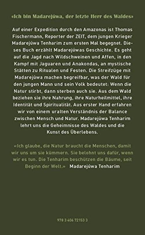 photo Wallpaper of Beck-Der Letzte Herr Des Waldes: Ein Indianerkrieger Aus Dem Amazonas-