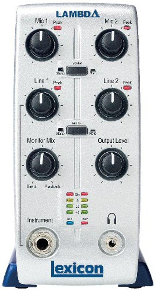 photo Wallpaper of Lexicon-Lexicon Lambda Studio USB Audioschnittstelle (UK Import)-